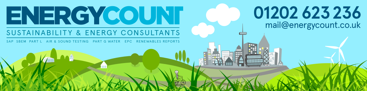 Energycount | Dorset Sustainability & Energy Consultants | SAP Calculations | Part L Reports